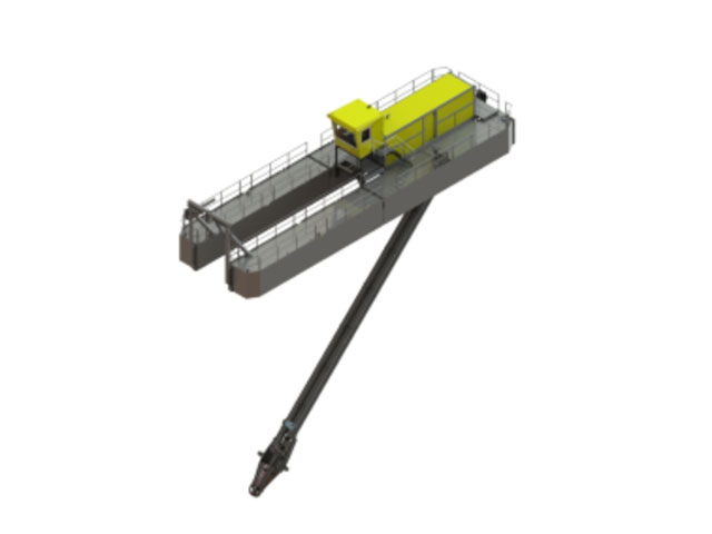 Dutch Dredgers Type Multi Dredger